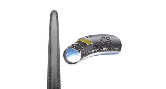 "Continental GP4000 S II 22 x 28"" tube zwart"